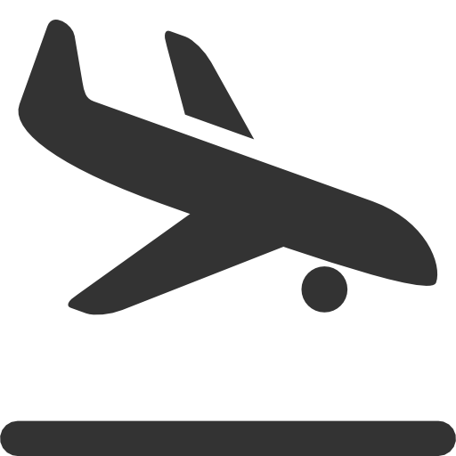 512x512 Airplane Clipart Flight