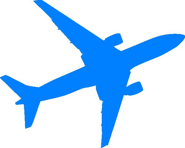 600x483 Airplane Clipart 2