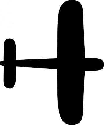 353x425 No Airplane Clipart