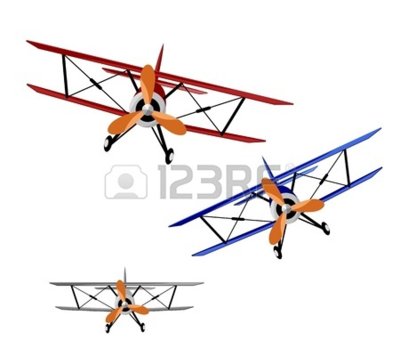 1350x1227 Aircraft Clipart Biplane