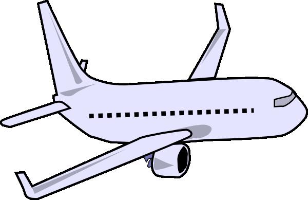 600x389 747 Clip Art
