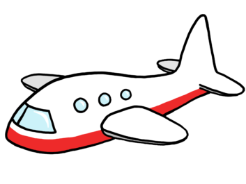 353x265 Airplane Clipart Assistant