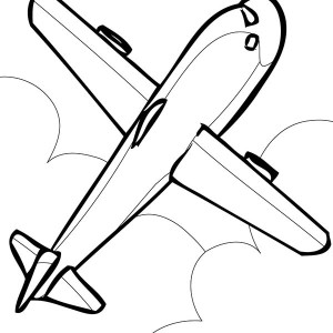 300x300 Seaplane Coloring Page For Kids Seaplane Coloring Page For Kids