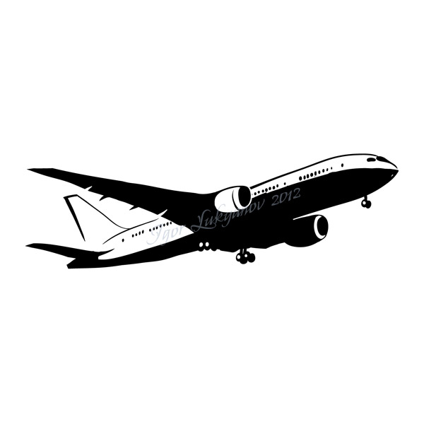 600x600 Airplane Clipart Cliparts For You 2
