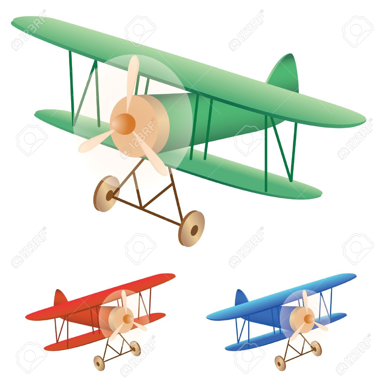 1300x1300 Aviation Clipart Old Plane