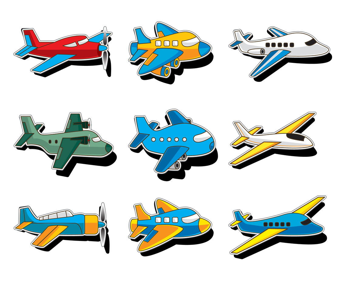 1136x936 Illustration Of The Cartoon Airplane Vector Art Amp Graphics