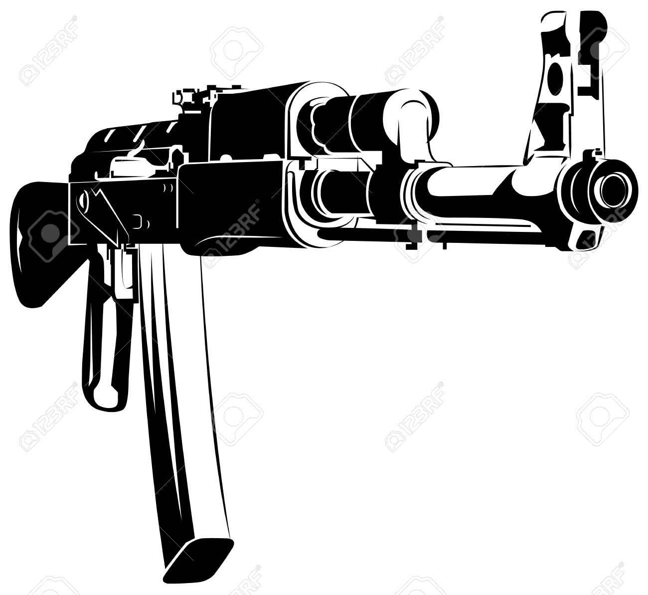 ak 47 clipart free download best ak 47 clipart on clipartmag com