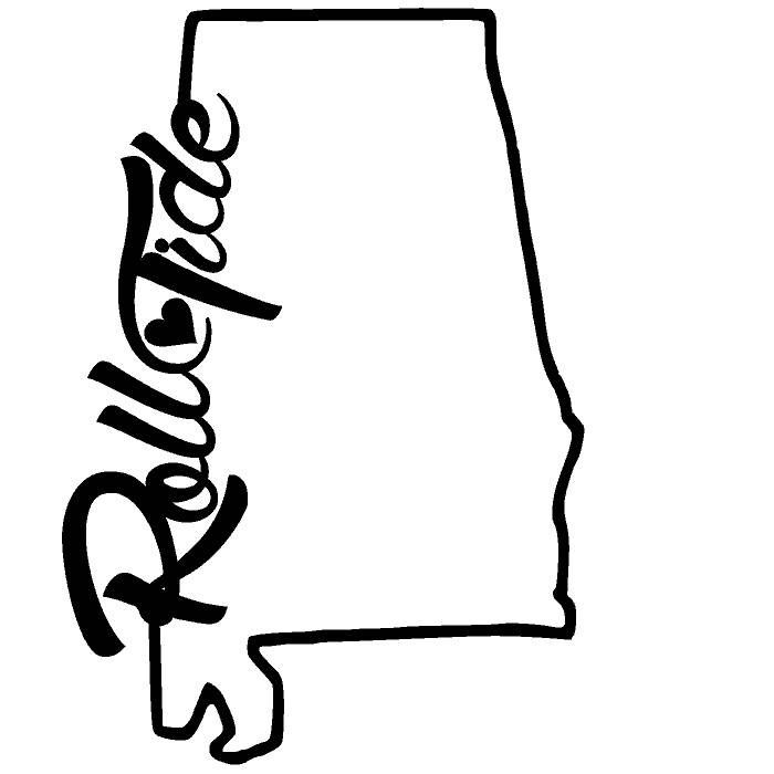 Alabama Clipart