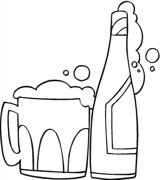 533x600 Alcohol Clipart 5 Nice Clip Art