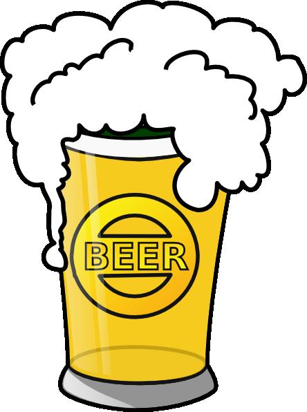 444x596 Beer 1 Clip Art