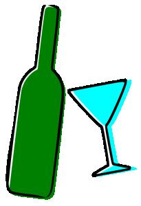205x300 Alcohol Clip Art Download