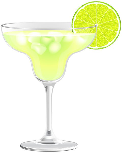 Alcoholic Drinks Clipart