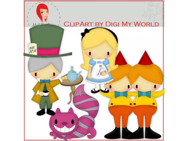 800x600 Aliceamp's Wonderland Clip Art By Clipart Panda