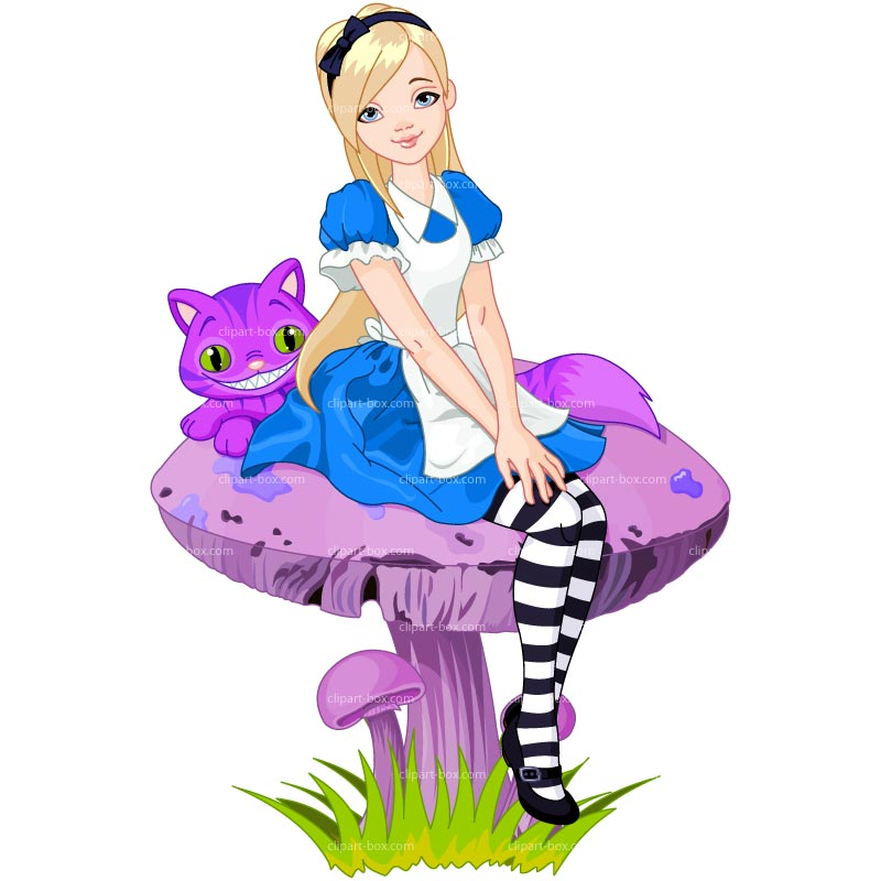 800x800 Free Alice In Wonderland Clip Art Clipart 4