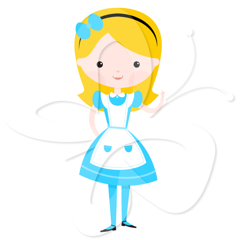 801x800 Alice In Wonderland Clipart