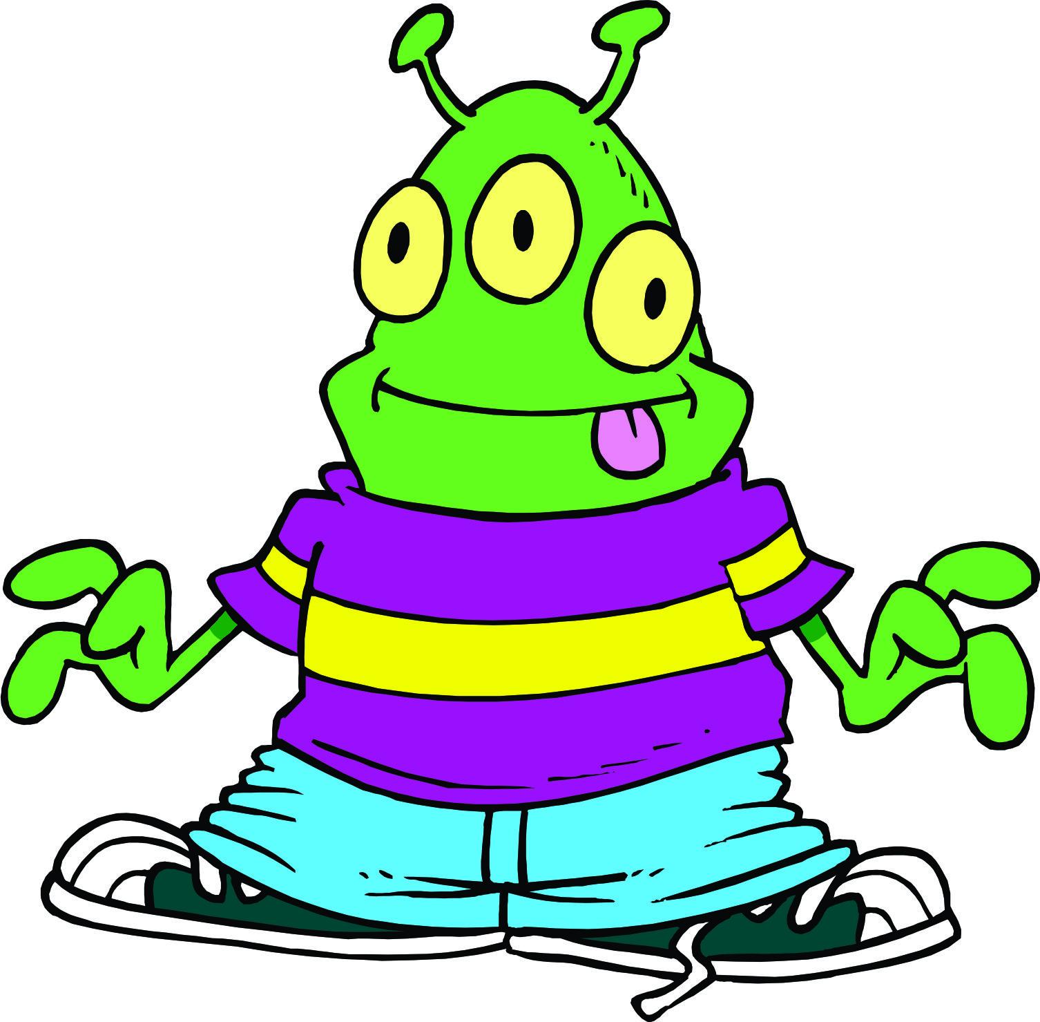 1506x1479 Alien Clipart Cartoon Alien