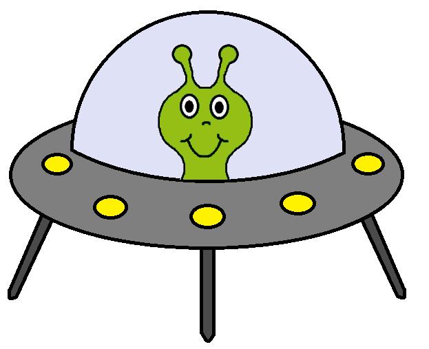 623x507 Free Alien Clipart