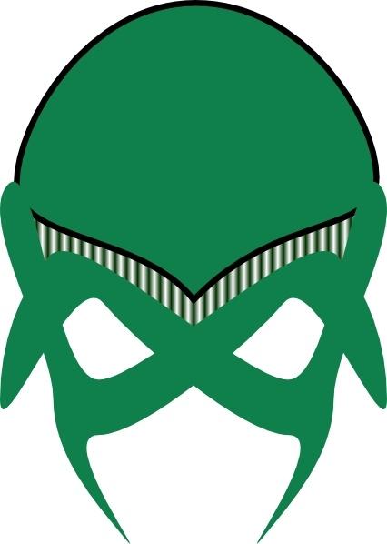 426x598 Green Alien Mask Clip Art Free Vector In Open Office Drawing Svg