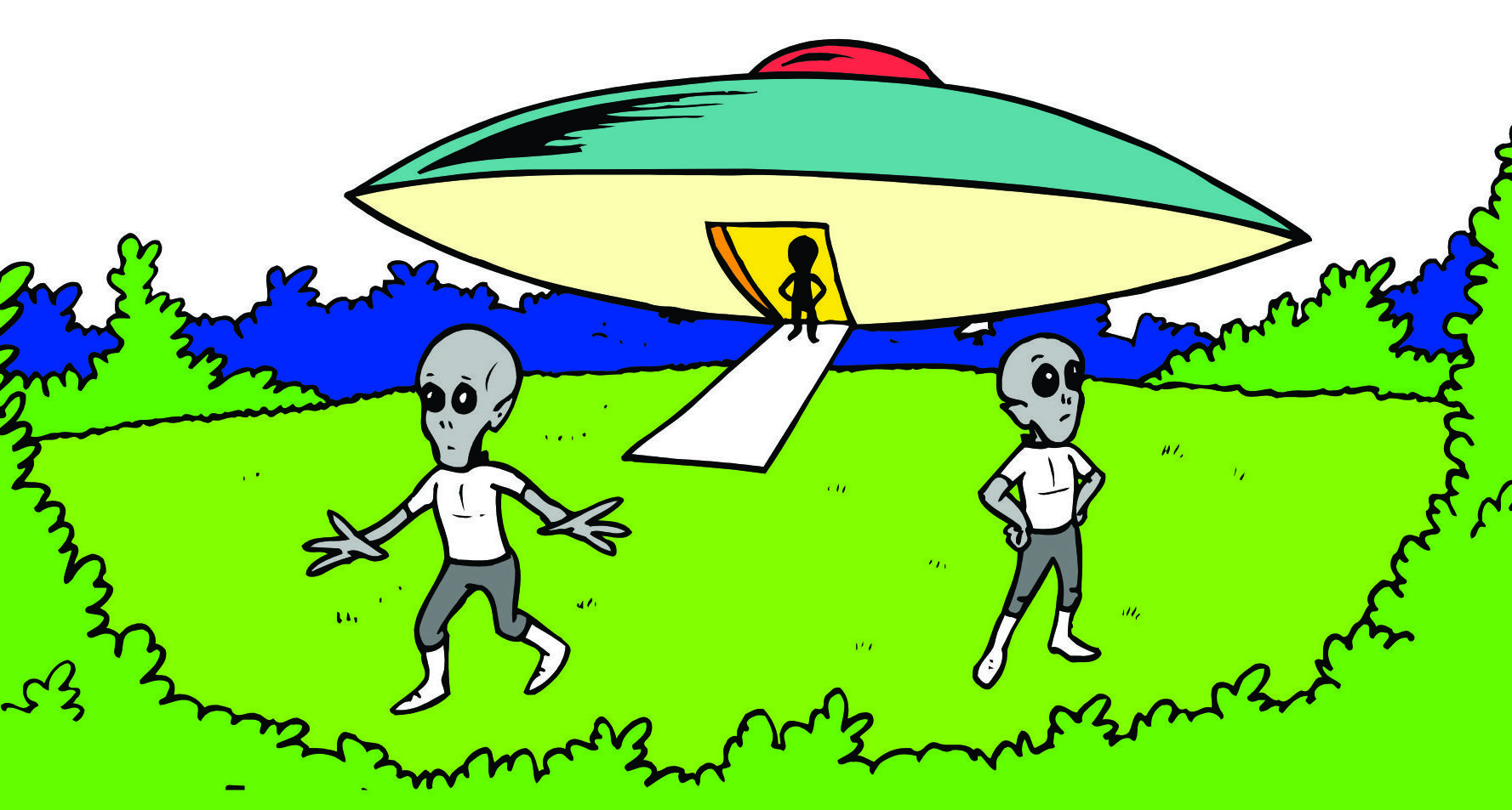 1777x953 Alien Clipart Space Alien