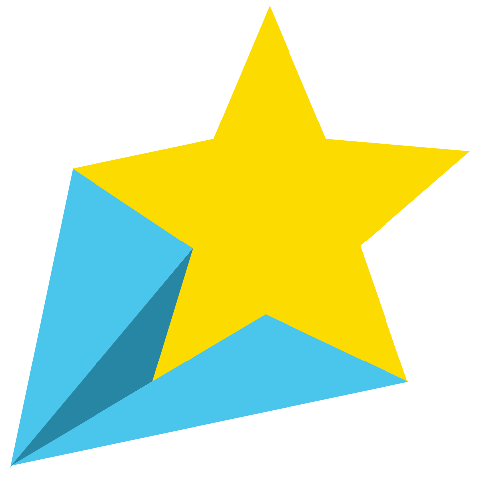 969x966 Stars Shooting Star Clip Art Outline Free Clipart Images