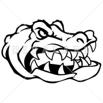 361x361 Head Alligator Clipart, Explore Pictures