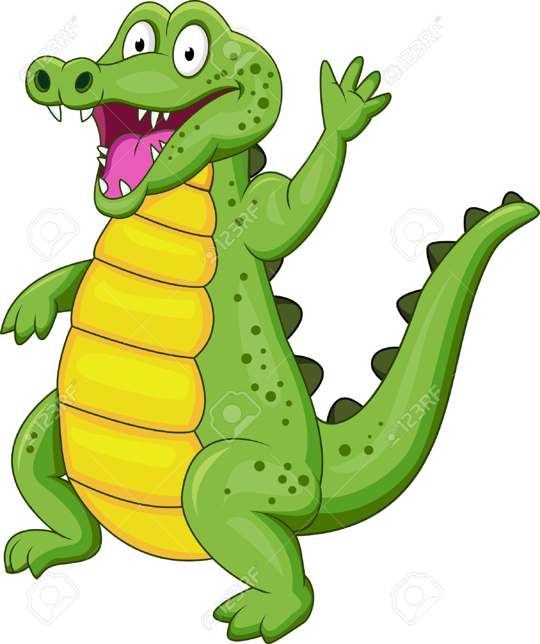 1090x1300 Crocodile Cartoon Royalty Free Cliparts, Vectors, And Stock