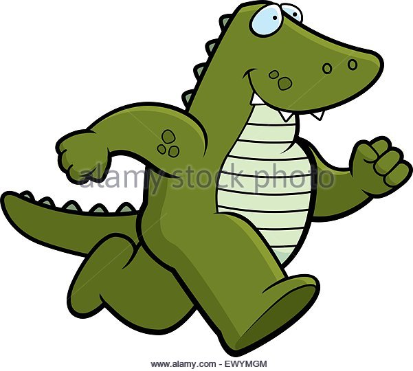 601x540 Gator Alligator Cartoon Stock Photos Amp Gator Alligator Cartoon