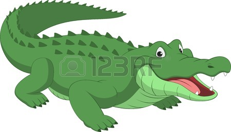 450x258 761 Cartoon Gator Stock Illustrations, Cliparts And Royalty Free