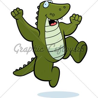 325x325 Alligator Confused Gl Stock Images