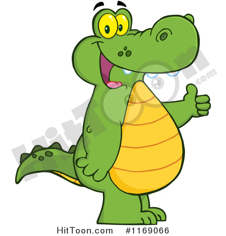 450x470 Alligator clipart happy