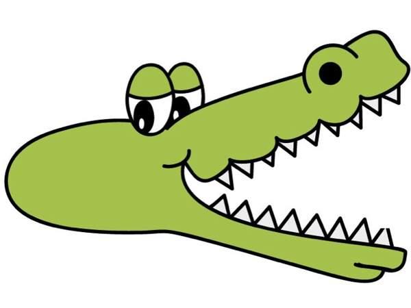 600x450 Top 69 Crocodile Clip Art