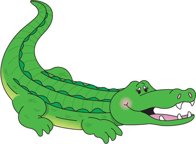 677x496 Crocodile Cute Baby Alligator Clipart Free Images 2