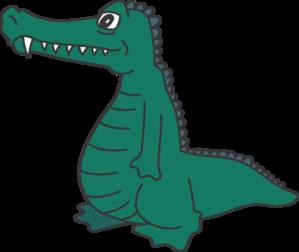 299x252 Alligator Crocodile Silhouette Clip Art Free Clipart Images 2