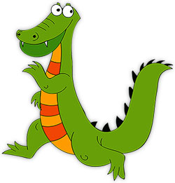 250x261 Legs Alligator Clipart, Explore Pictures