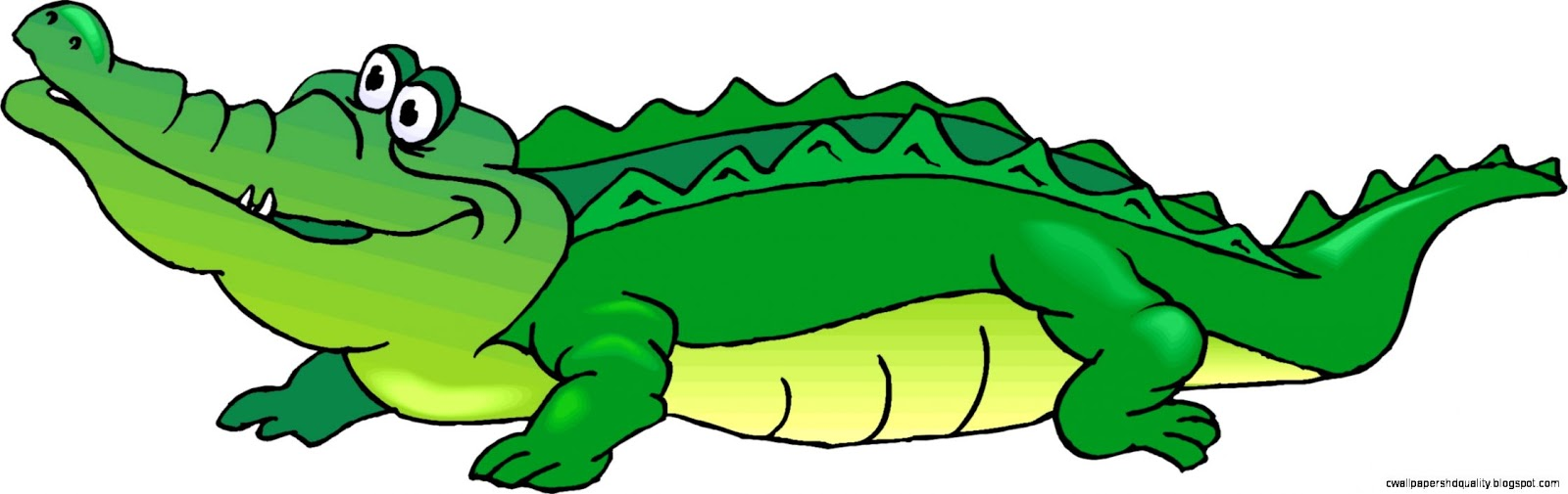 1600x505 Alligator Clipart Wallpapers Hd Quality