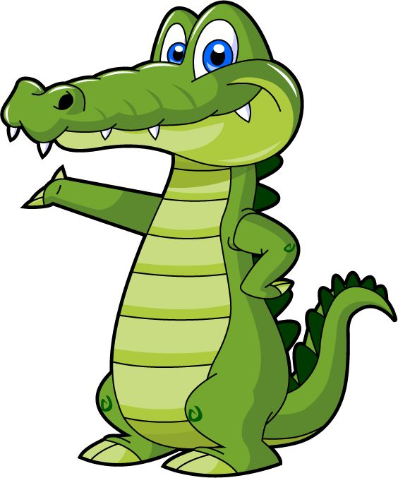 564x677 Alligator Clipart Free Clipart Images 2