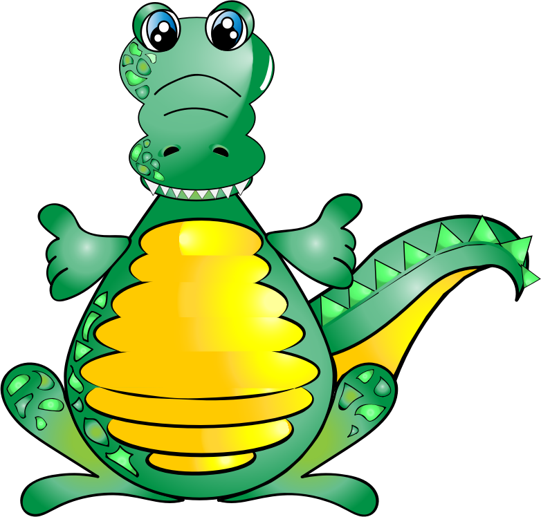 782x748 Free Alligator S Animated Alligators Clipart