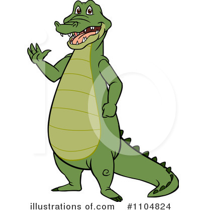 400x420 Top 86 Alligator Clipart