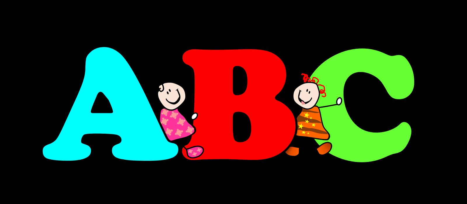 1600x699 Free Alphabet Clipart