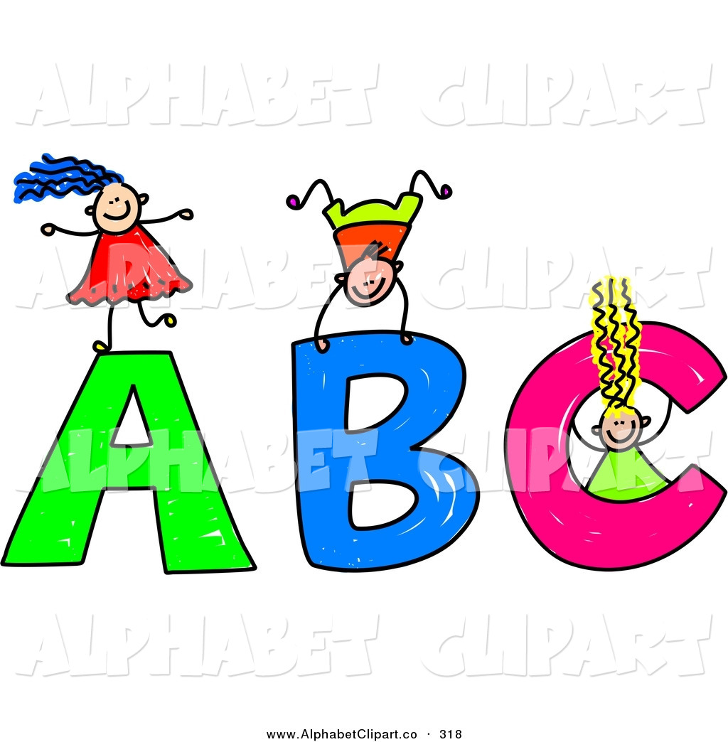 picture regarding Free Printable Clip Art Letters titled Alphabet Letter Shots Totally free down load suitable Alphabet