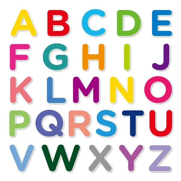 600x600 Uppercase Letter Clipart