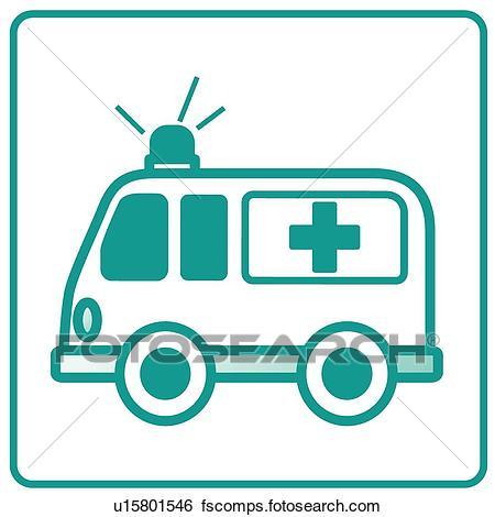 450x470 Clip Art Of Ambulance, Icons, Ambulance, Transport, Emergency