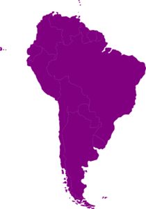 210x300 Continent Of South America Clip Art