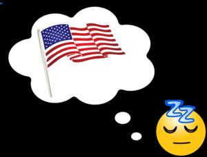 300x228 America Clipart American Dream