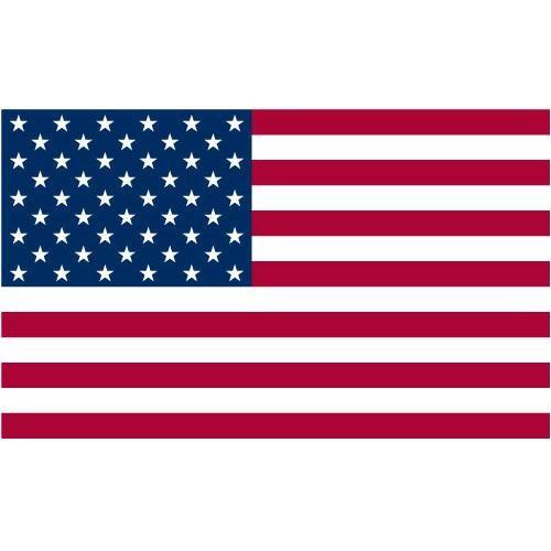 500x500 American Flag Clip Art