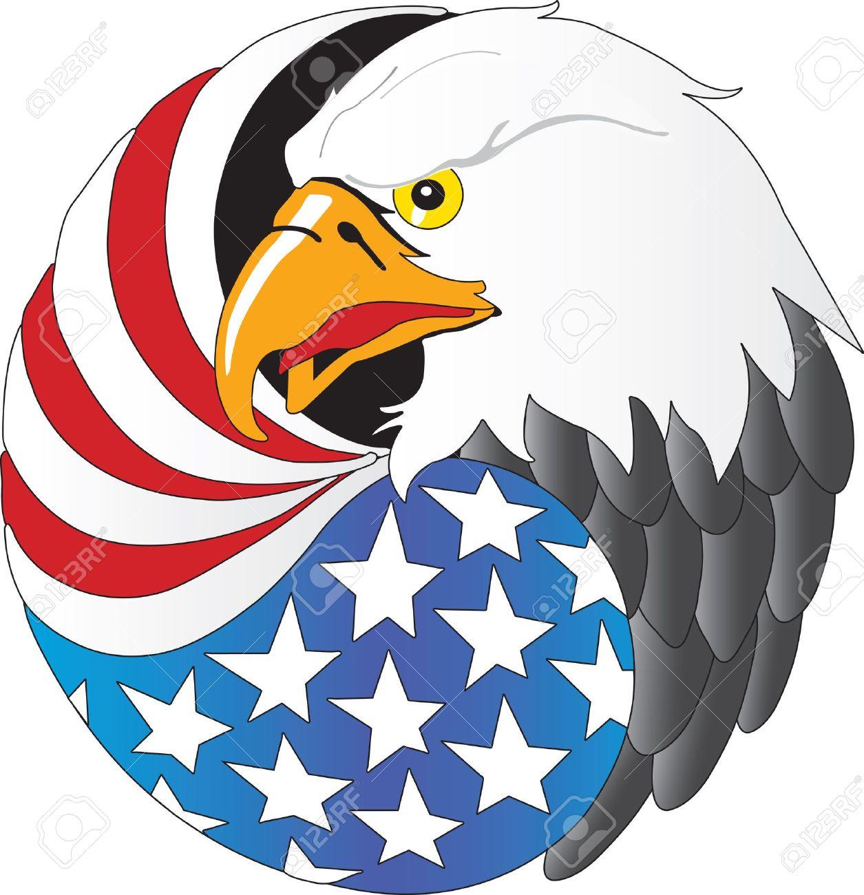 1255x1300 America Clipart American Eagle