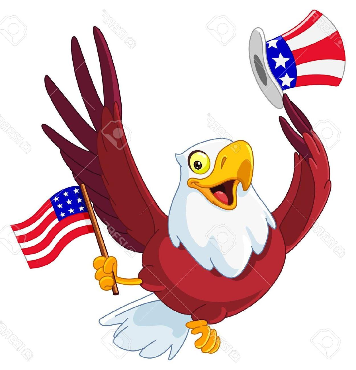Eagles patriotic. American eagle clipart free