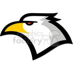 300x300 Royalty Free Royalty Free American Eagle Mascot 379807 Vector Clip