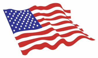 338x200 American Flag Banner Clipart Free Images 4
