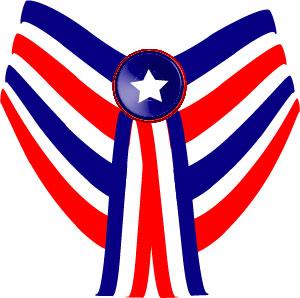 300x298 Free Patriotic Clipart Free American Art